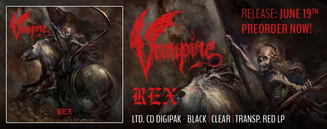 VAMPIRE- REX
