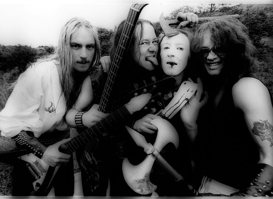 Extreme metal icons Venom announce 'Sons Of Satan' – a collection of early demo material '79-83 to be released August 28th
