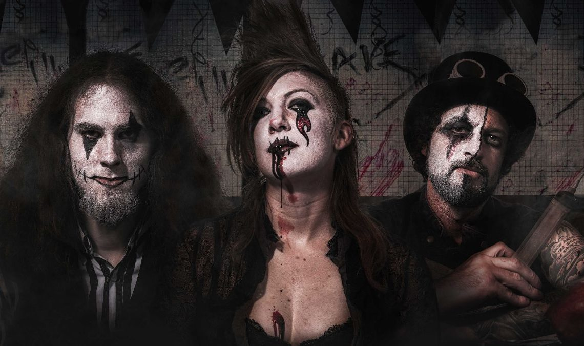 WARD XVI sign to METAL ROCKA RECORDINGS!