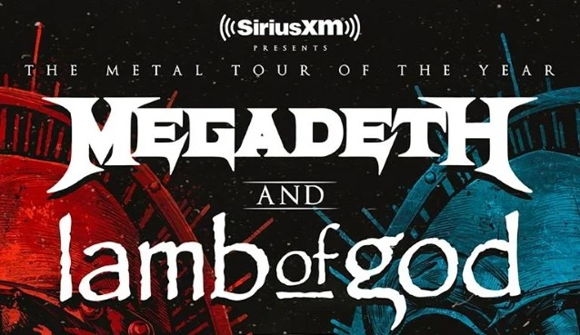 IN FLAMES + LAMB OF GOD | to be part of THE METAL TOUR OF THE YEAR streaming event this Friday