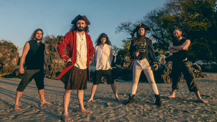 "ALESTORM Releases New Single ""Big Ship Little Ship"" and Video"