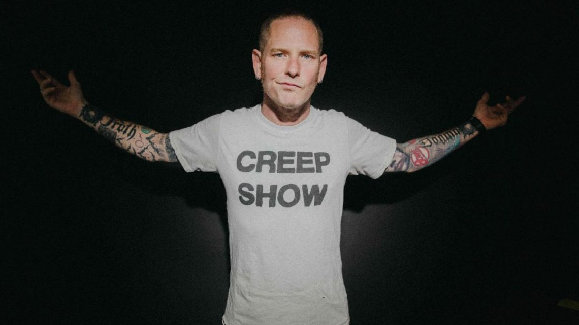 COREY TAYLOR SHARES NEW SINGLE 'HWY 666'