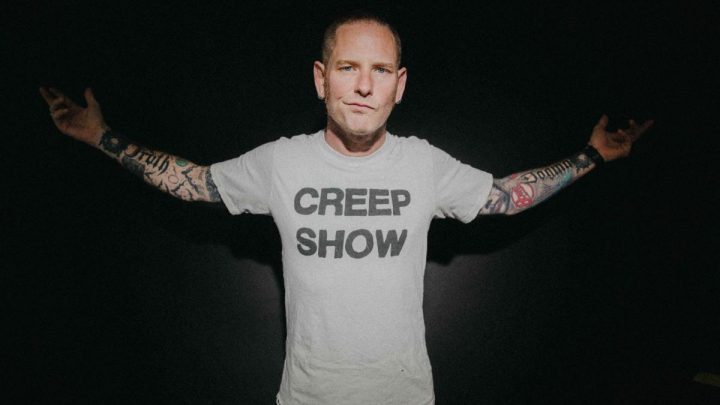 COREY TAYLOR SHARES NEW SINGLE 'CULTURE HEAD'
