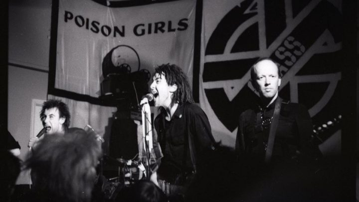 Crass – Johnny Dynell remix of 'G's Song' out today