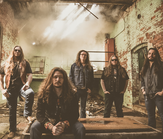 The Georgia Thunderbolts Reveal Official Video For 'So You Wanna Change The World'