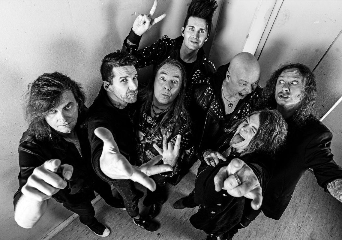 """HELLOWEEN – kick off pre-order of the re-release of """"Unarmed"""""""