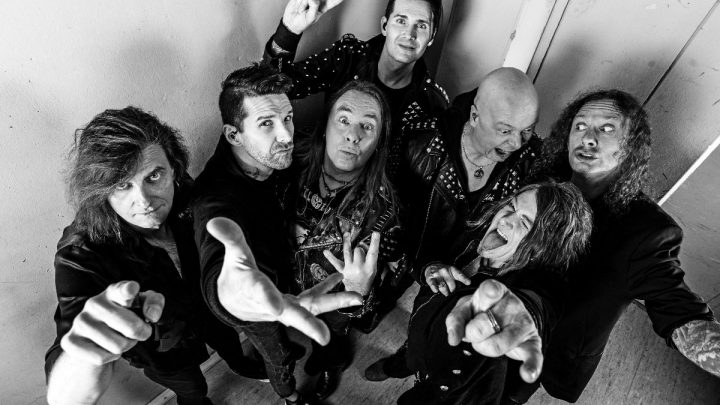 "HELLOWEEN – kick off pre-order of the re-release of ""Unarmed"""