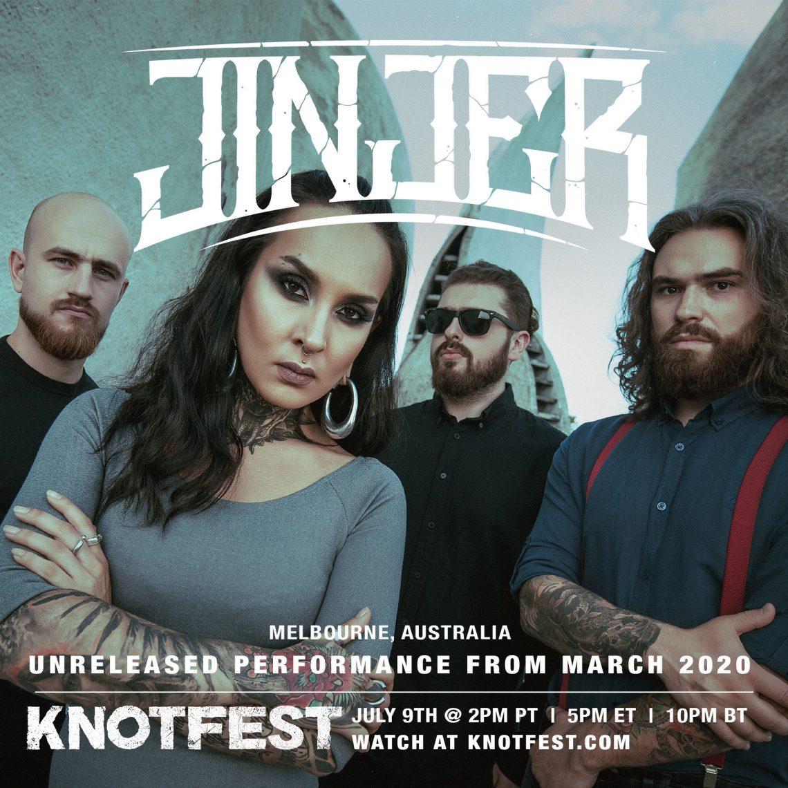 JINJER To Stream Melbourne Show On Thursday Via Knotfest.com