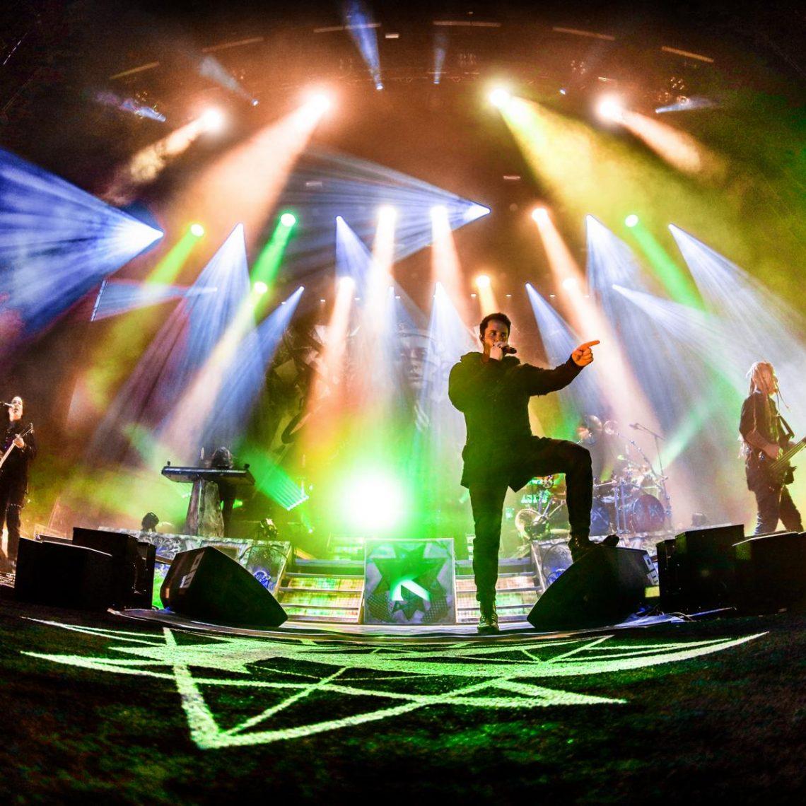 "KAMELOT Unveils Powerful New Live Video""Phantom Divine (Shadow Empire)"" ft. Lauren Hart"