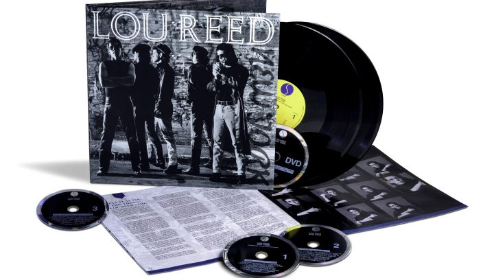 LOU REED: NEW YORK – 3CD/DVD/2LP Deluxe Edition