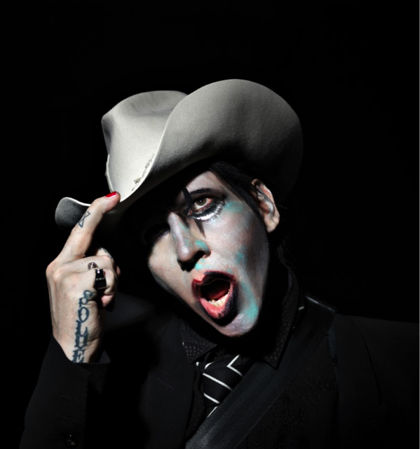"""Marilyn Manson Returns With New Album """"We Are Chaos"""" Out On 11th September Via Loma Vista"""