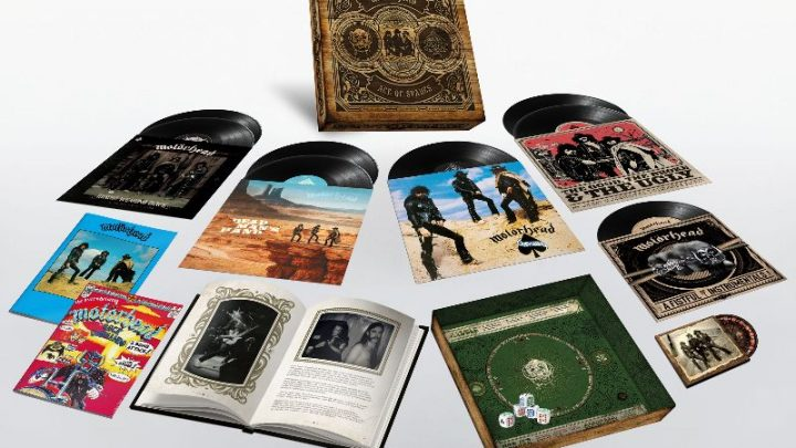 Motörhead announce 'Ace Of Spades' deluxe anniversary reissue