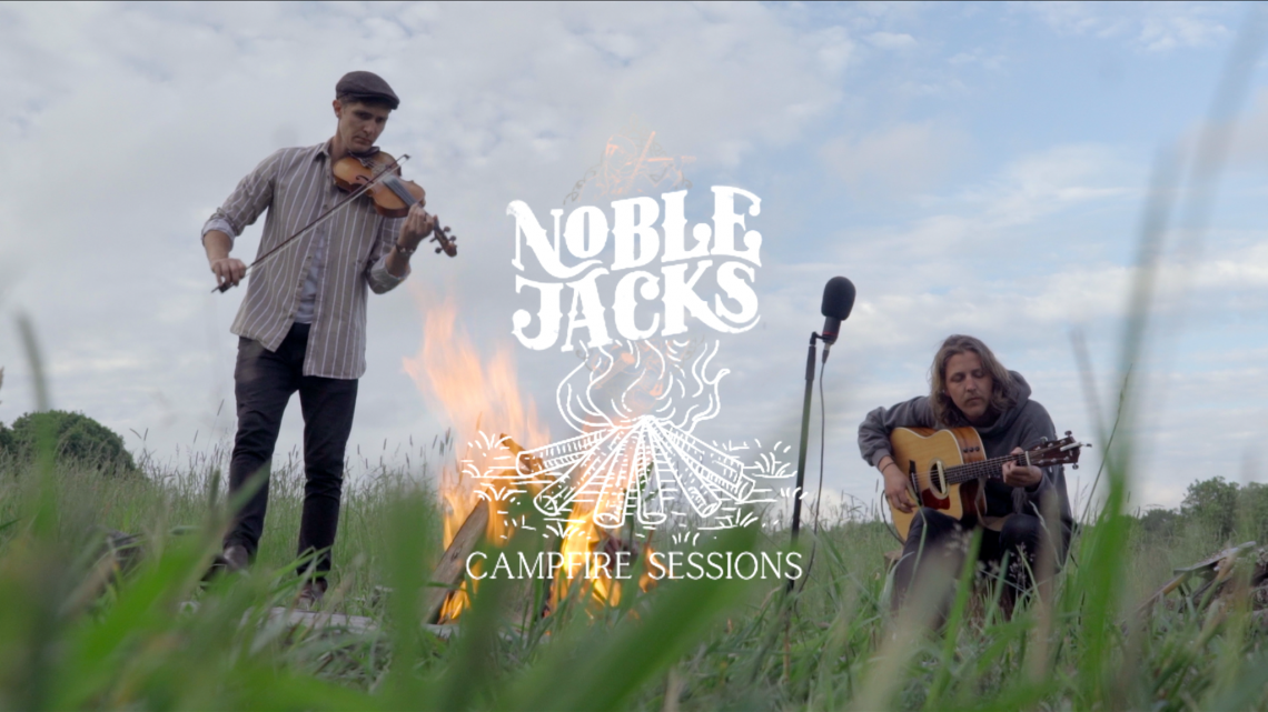 Noble Jacks Keep the Flame Burning With Their Brand-New Campfire Sessions
