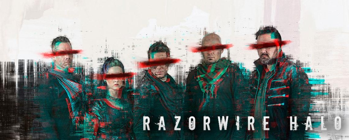 "Razorwire Halo Video Release – ""COVER MY EYES"" 😱"