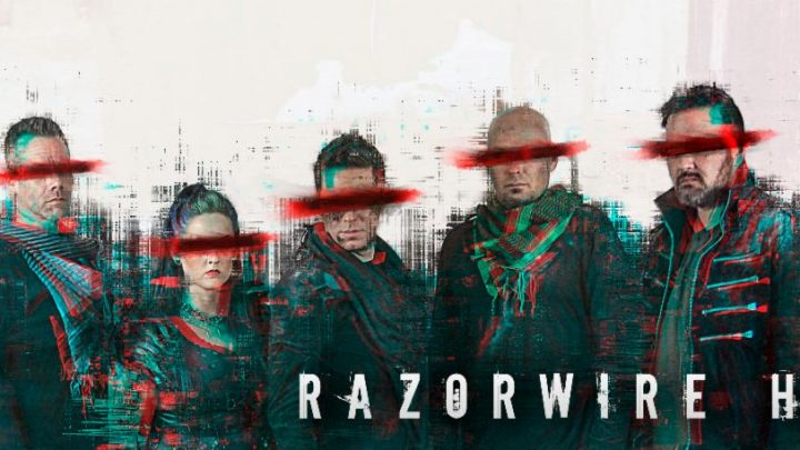 """Razorwire Halo Video Release – """"COVER MY EYES"""" 😱"""