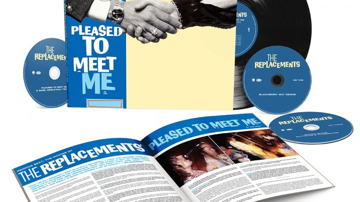 The Replacements 'Pleased To Meet Me' new boxed set
