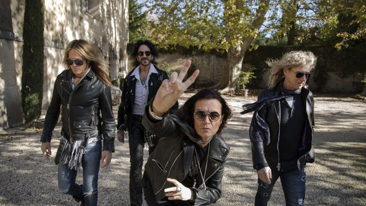 "THE DEAD DAISIES KICK OFF 2021 WITH ""GET OUT OF THE HOUSE""-TOUR"