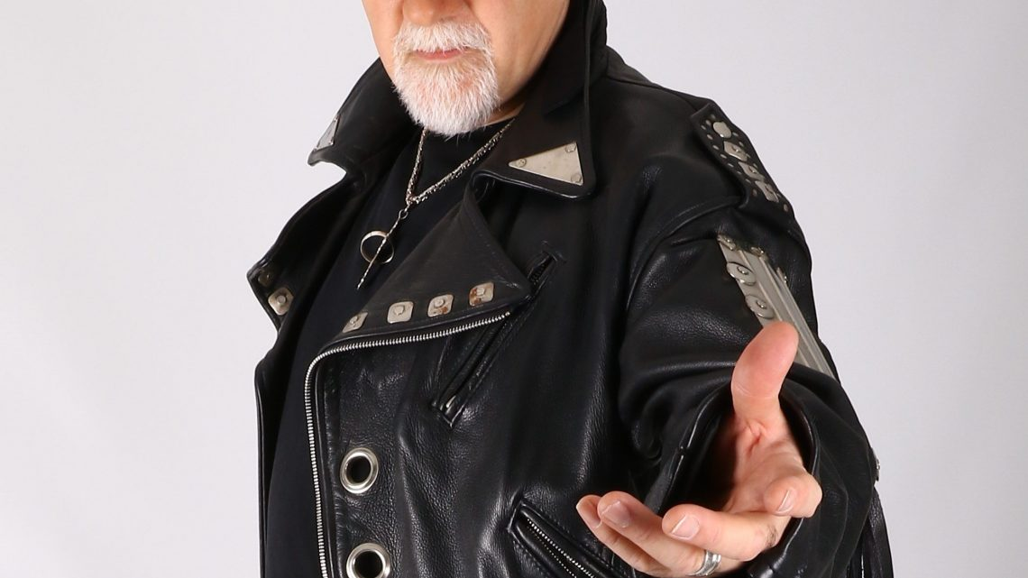 Tony Martin Signs with Battlegod Productions and Dark Star Records for a New Solo Album