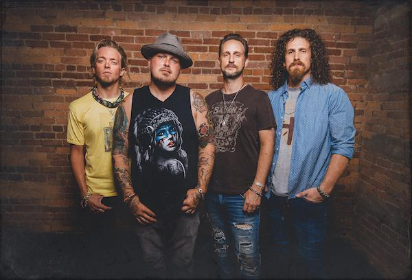 BLACK STONE CHERRY announce Live From The Sky stream