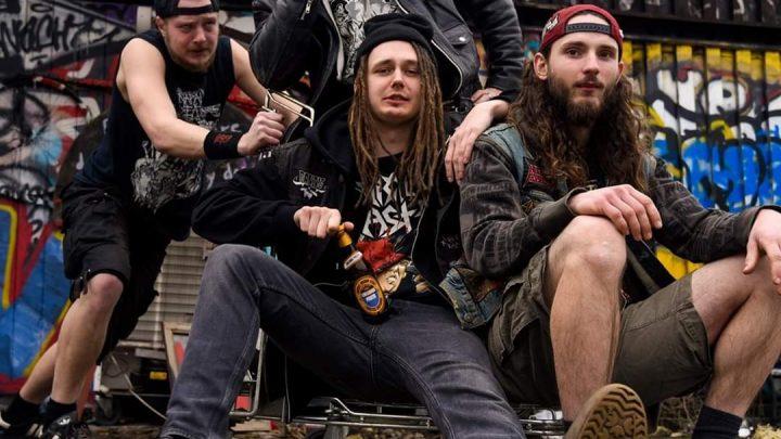 "AATR Premier – DEMOLIZER – ""Copenhagen Burning"" official video"