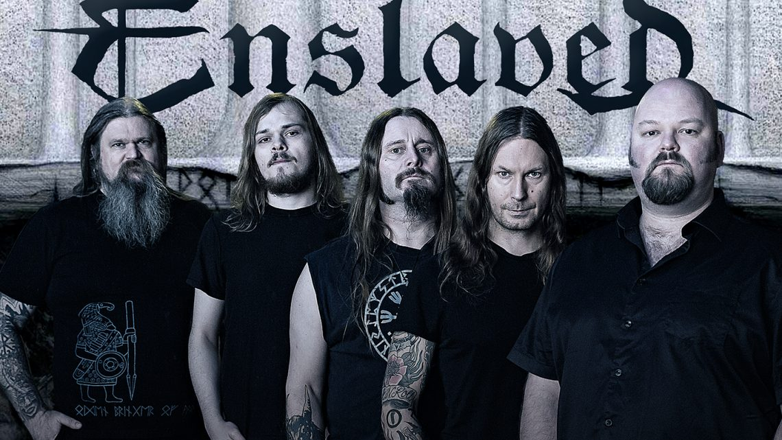 ENSLAVED announce new date for Summer Breeze 'Utgard – The Journey Within' release event – presented via Louder