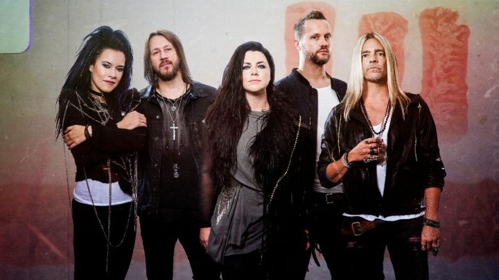"""Evanescence Unveil Video for Empowering New Single, """"Use My Voice"""""""