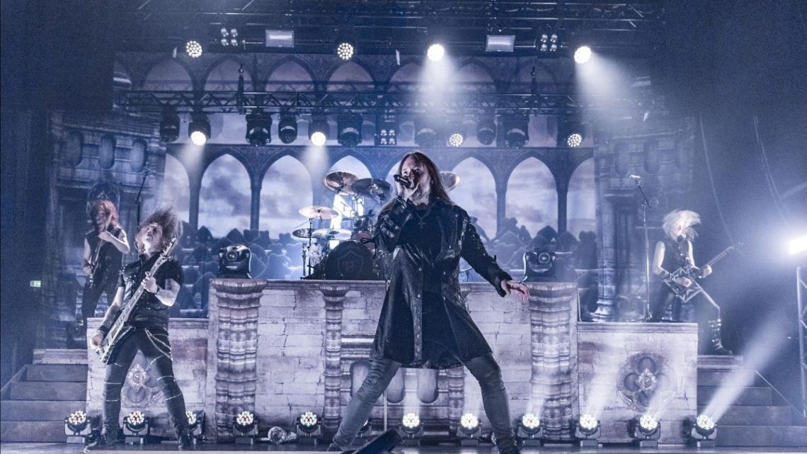 HAMMERFALL to Release Outstanding Live Album! First Single and Video out NOW!