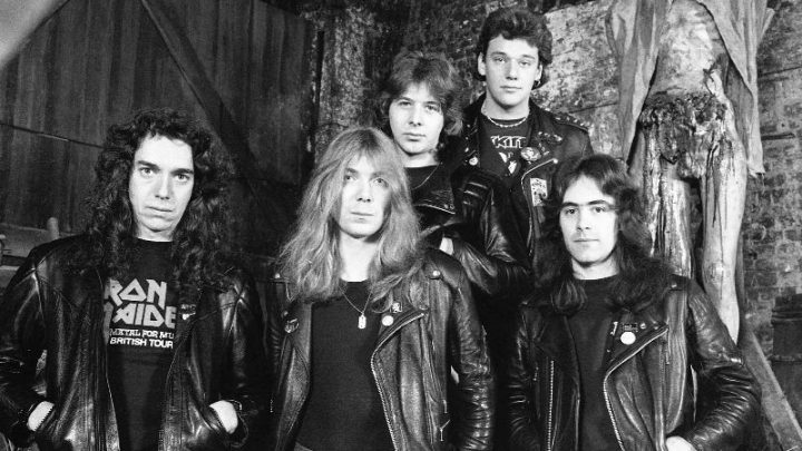 Iron Maiden announce 40th anniversary vinyl of debut album