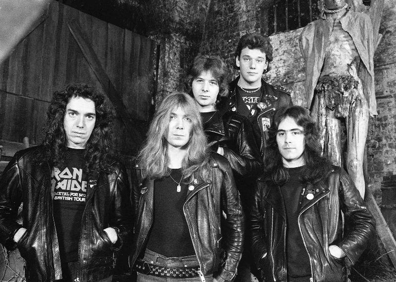 Iron Maiden announce 40th anniversary vinyl of debut album