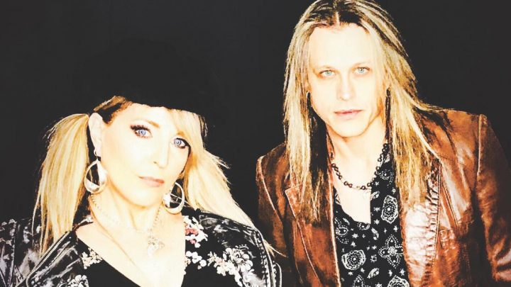 Janet Gardner and Justin James Drop Brand New Album 'Synergy'