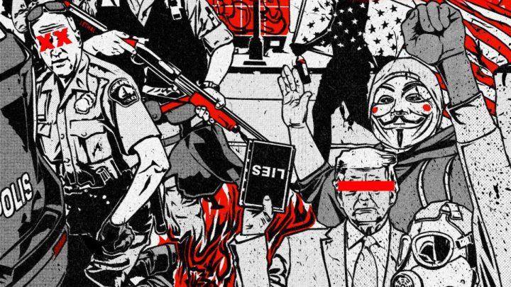 MACHINE HEAD debut lyric video for 'Bulletproof'