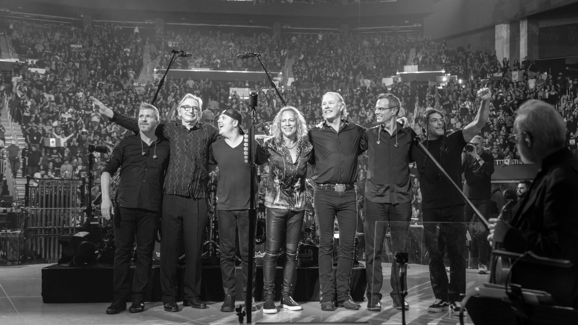 Metallica announce first show of 2020 as part of Encore Drive-In Nights series…