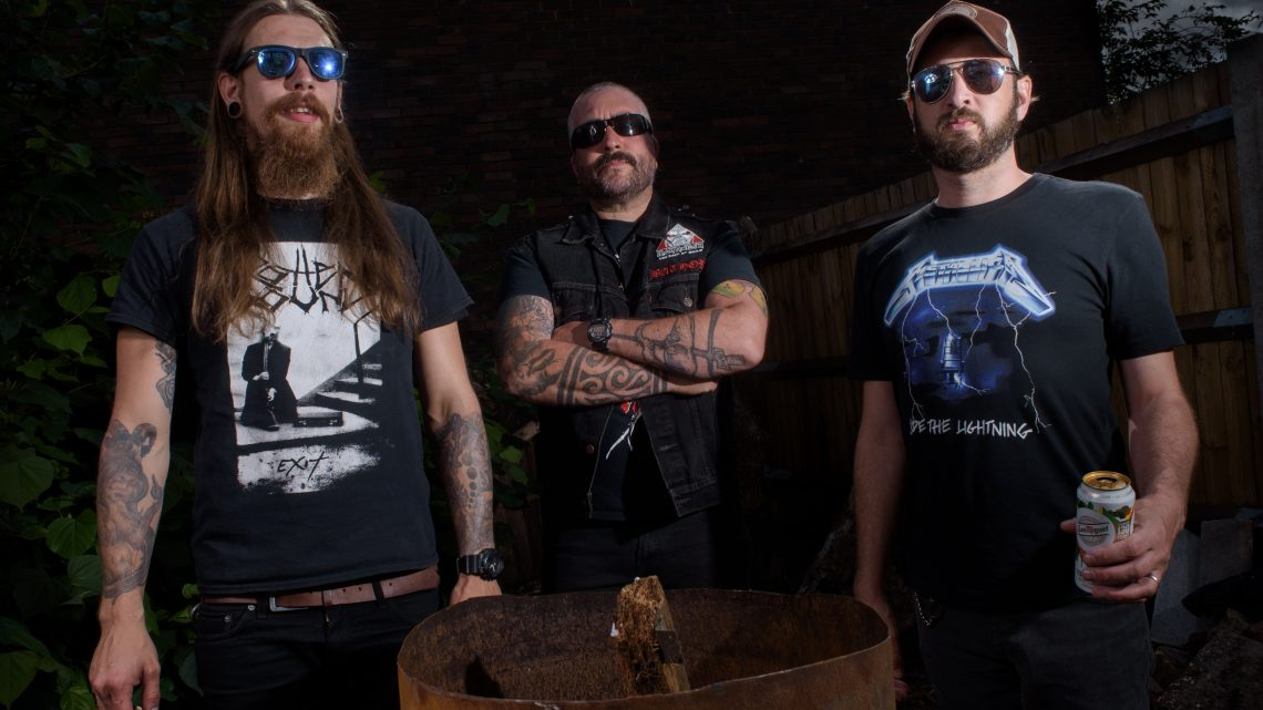 POSSESSOR ANNOUNCE NEW ALBUM 'DAMN THE LIGHT'