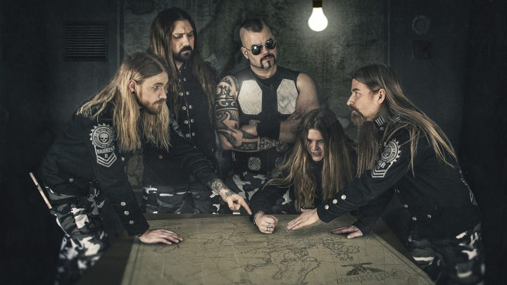 SABATON release new video 'The Attack Of The Dead Men'