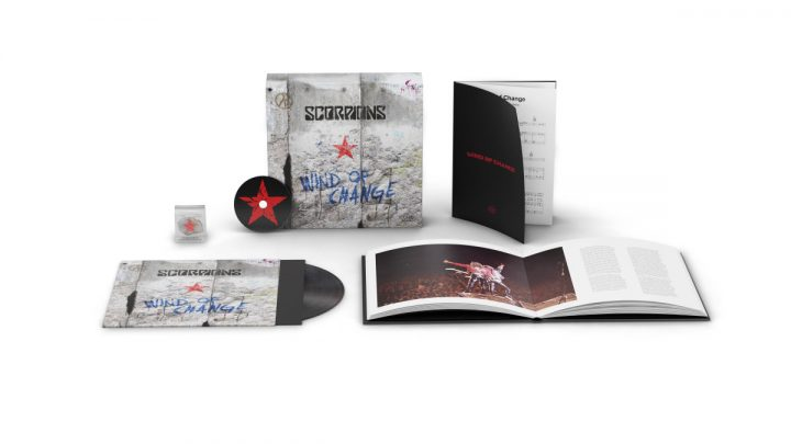 SCORPIONS Wind of Change: The Iconic Song Deluxe Box Set