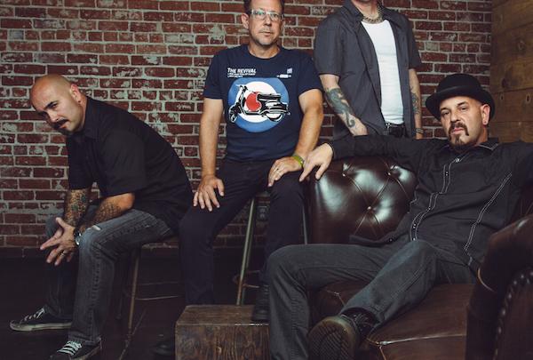 Orange County's legendary rock-ska-punk band WANK release new video for 'Blue Skies'.
