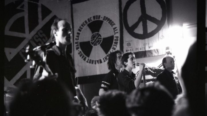 Seminal Punk Band CRASS Reveals Never-Before-Heard Track from Upcoming Crassical Collection