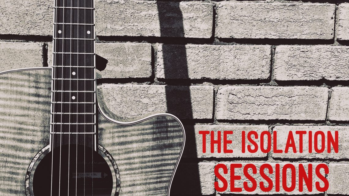 STOAKES MEDIA RELEASE THE HIGHLY ANTICIPATED ALBUM 'THE ISOLATION SESSIONS'