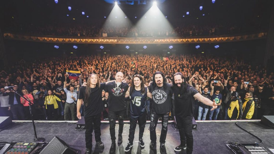 "DREAM THEATER RELEASE VIDEO OF ""FATAL TRAGEDY"" FROM UPCOMING LIVE RELEASE DISTANT MEMORIES – LIVE IN LONDON – AVAILABLE WORLDWIDE ON 27TH NOVEMBER"