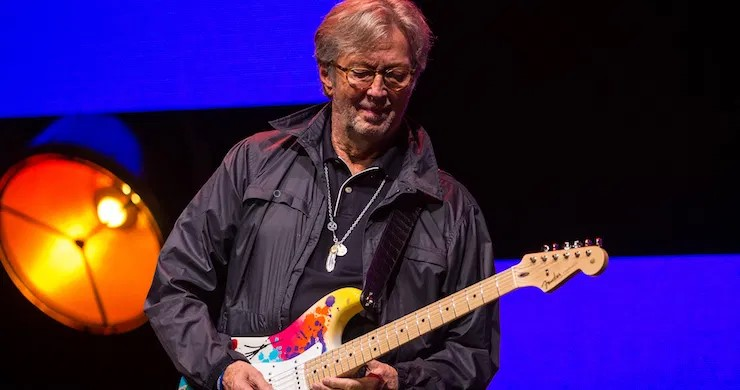 ERIC CLAPTON'S CROSSROADS GUITAR FESTIVAL 2019     Collection Captures Nearly Four Hours Of Highlights Recorded Live Last Year