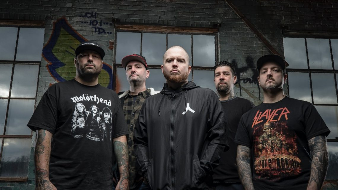 HATEBREED DISCUSS WORKING WITH PRODUCER ZUESS IN 'WEIGHT OF THE FALSE SELF' TRAILER