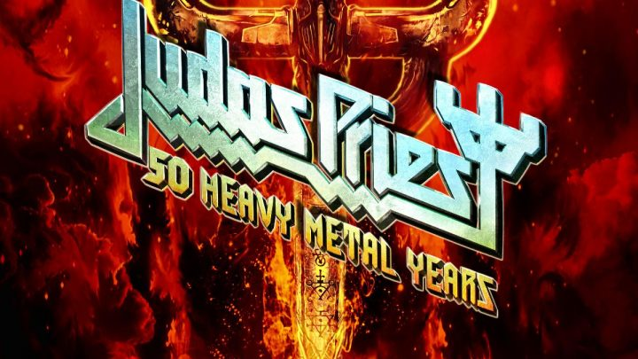 Judas Priest  Celebrate their career with their first official book titled – 50 HEAVY METAL YEARS