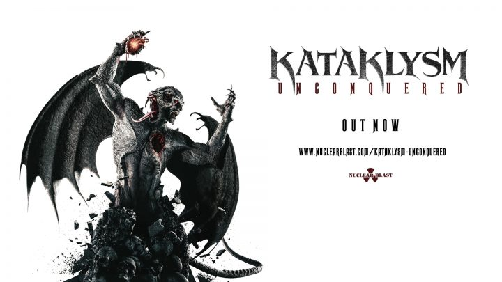Kataklysm – Unconquered – Review