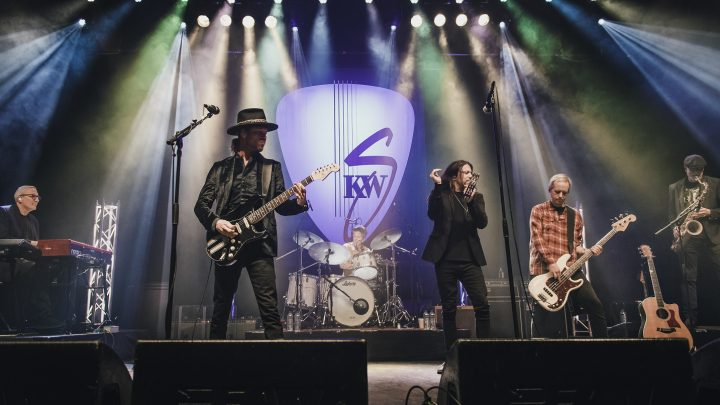 Kenny Wayne Shepherd Band Announce First Ever Live DVD 'Straight To You: Live'