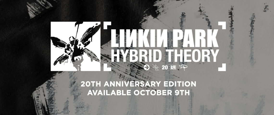 Linkin Park AnnounCe Hybrid Theory 20th Anniversary Deluxe Box Set