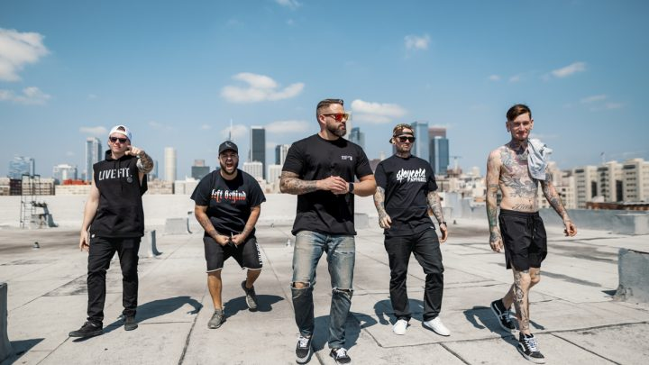 LIONHEART announce Live At Summer Breeze album and stream track