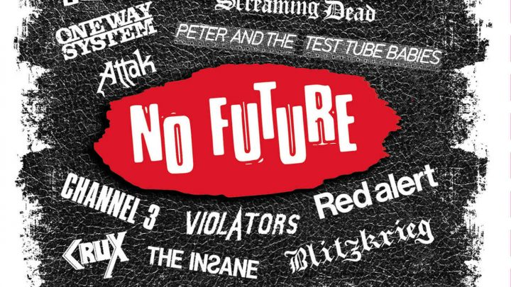 Various Artists – No Future: Complete Singles Collection – The Sounds Of UK 82, 4CD Review