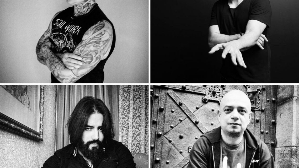 Eminence and Scattered Storm members launch lockdown project NO LIFE ON EARTH