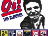 Various Artists – Oi! The Albums – 6CD Box Set