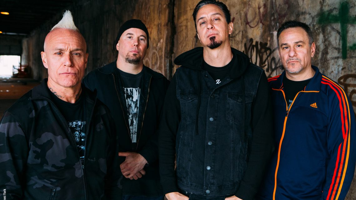 """SICK OF IT ALL release """"The Bland Within"""", 2nd of a Series of Quarantine Sessions"""